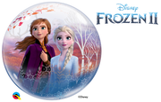 Frozen 2 Bubbles Balloon