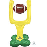 Goal Post 51 inch Airloonz Balloon Air Filled