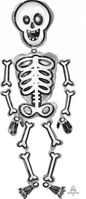 Halloween Mr Skelly 76 inch Airwalker Balloons
