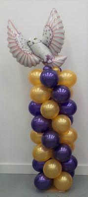 Harry Potters Owl Hedwig Balloon Column