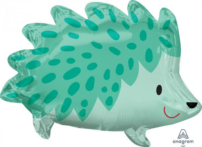 Hedgehog Junior Shape 18 inch Foil Balloons