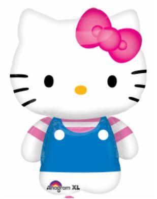 Hello Kitty Summer Fun 30 inch Balloon