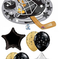 Hockey Mask Balloon Bouquet 5