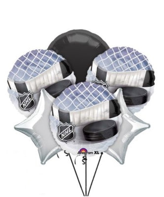 Hockey NHL Balloon Bouquet