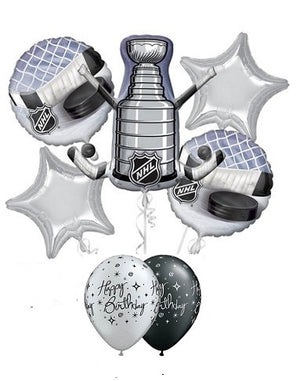 Hockey Stanley Cup Birthday Bouquet 1