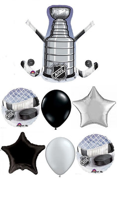 Hockey Stanley Cup Balloon Bouquet 2