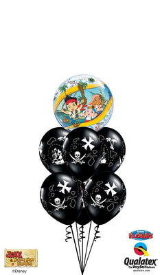 Jake and the Neverland Pirates Bubbles Bouquet 1