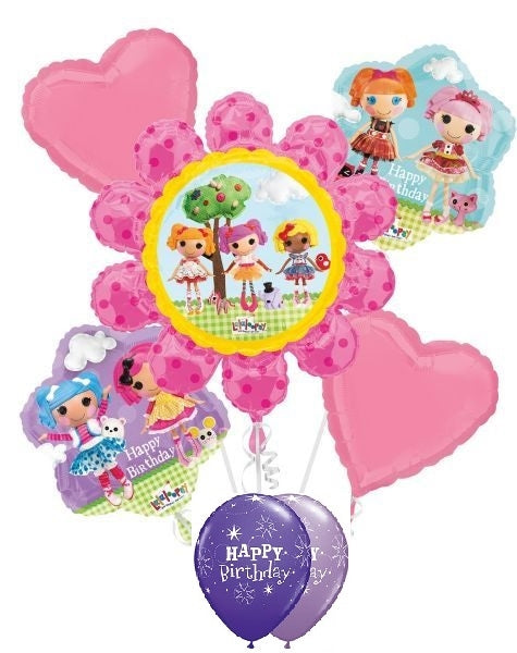 LaLaloopsy Birthday Balloon Bouquet 2