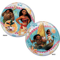 Moana Bubbles Balloon Bouquet 2