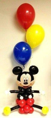 Mickey Mouse Balloon Bouquet  Mickey Body Base