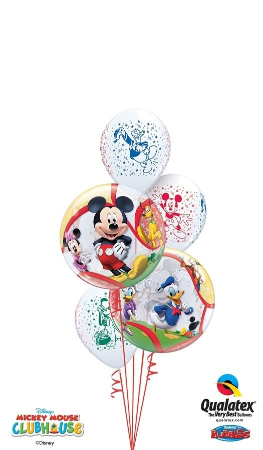 Mickey Mouse Clubhouse Balloon Bouquet
