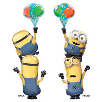 Minions Despicable Me Multi Stacker Balloon