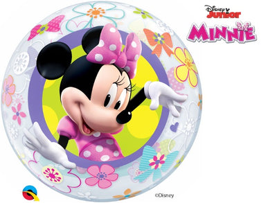 Minnie Mouse Bubbles Balloons