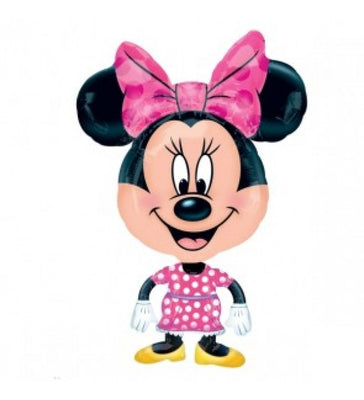Minnie Mouse Buddy 30 inch Airwalker Balloon