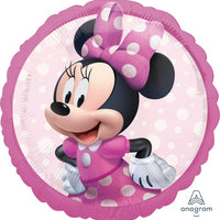 Minnie Mouse 18 inch Forever Foil Balloon
