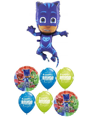 PJ Masks Batboy Birthday Balloon Bouquet 3