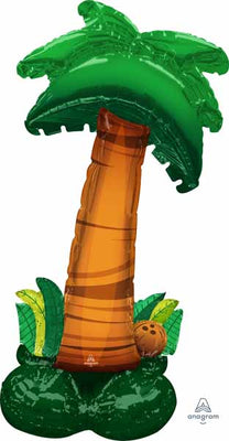 52 inch Palm Tree AirLoonz Balloon AIR FILLED ONLY