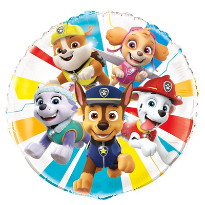 Paw Patrol Friends  18 inch Foil Balloons