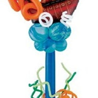Pirate Ship Balloon Stand Up