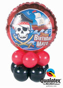 Pirate Balloon Centerpiece 1