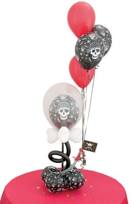 Pirate Balloon Centerpiece 2
