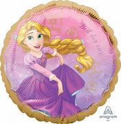 Rapunzel 18 inch Once Upon A Time Helium Balloon