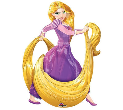 Rapunzel 26 inch Air Filled  Foil Decoration Balloon