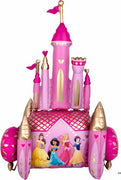 Disney Princess Once Upon a Time Balloon Castle Airwalker with Helium