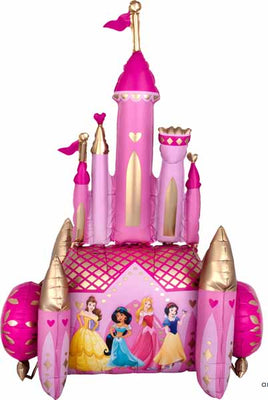 Princess Once Upon a Time Balloon Castle Airwalker