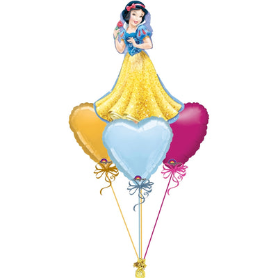 Snow White Balloon Bouquet 1