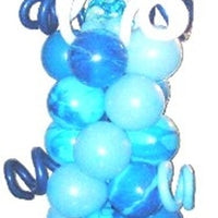Sea Creatures Dolphin Balloon Column 9