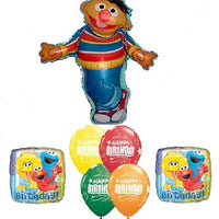 Sesame Street Ernie Birthday Balloon Bouquet 4