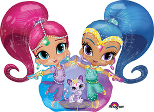 Shimmer and Shine Airwalker Balloon