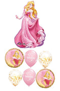 Sleeping Beauty Aurora Once Upon A Time Foil Balloon