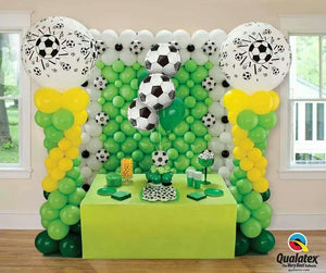 Soccer Ball Balloon Decorations