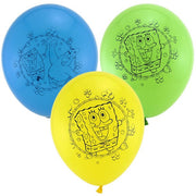 SpongeBob Assortment Balloons