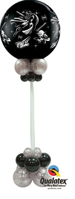 Star Wars 36 inch Jumbo Birthday Balloon Stand Up