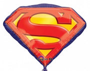 Superman Emblem 26 inch  Foil Balloon