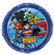 Superman Justice League 18 inch Foil Balloon