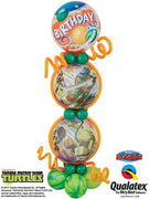 Teenage Mutant Ninja Turtles Bubbles Balloon Stand Up