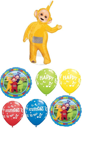 Teletubbies Birthday Balloon Bouquet 1
