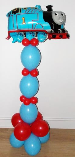Thomas the Tank Engine Train Balloon Stand Up
