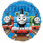 Thomas the Tank Engine Train And Friends 18 inch Foil Balloon