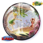 Tinker Bell Fairies Bubbles Balloon