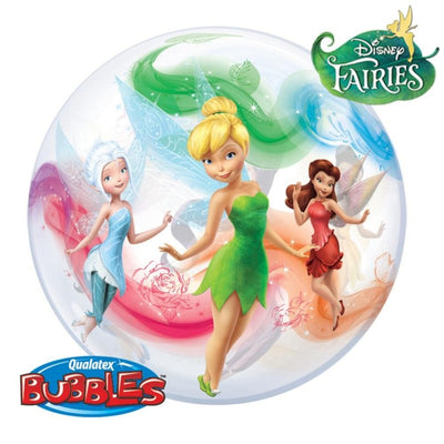 Tinker Bell Fairy Friends Bubbles Balloon
