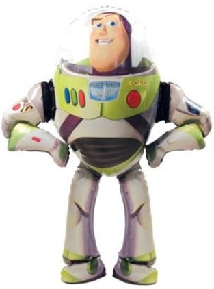 Toy Story Buzz Lightyear 53 inch Airwalker Foil Balloon