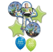 Toy Story Buzz Lightyear Stars Birthday Bouquet