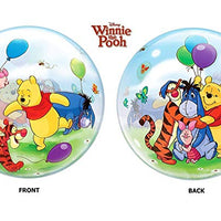 Winnie the Pooh Bubbles Balloon Centerpiece