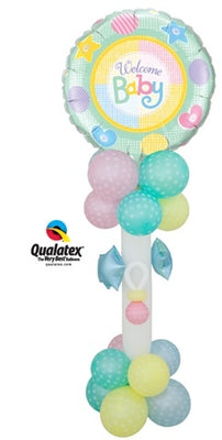 Baby Welcome Balloon Stand Up