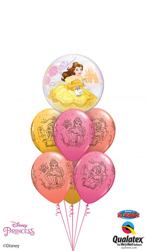 Belle Bubbles Balloon Bouquet 2